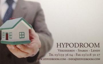 Hypodroom Verzekeren-Sparen-Lenen